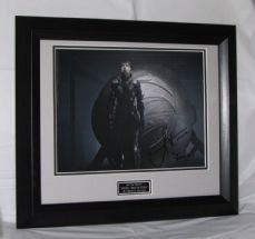 "A313AT ANTJE TRAUE - ""FAORA-UI"" ""MAN OF STEEL"" SIGNED"